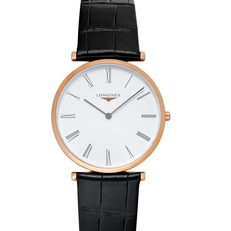 Longines La Grande Classique de Longines Quartz White Dial Ladies Watch L47551912