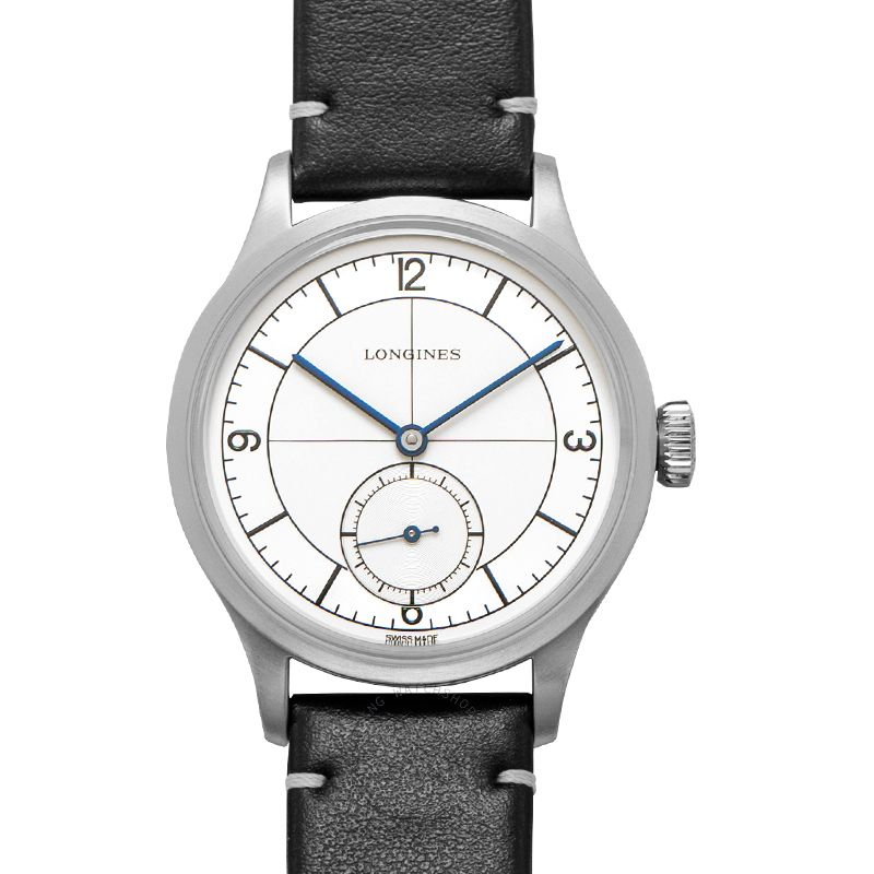 Longines Heritage Classic Automatic Silver Dial Men's Watch L28284730