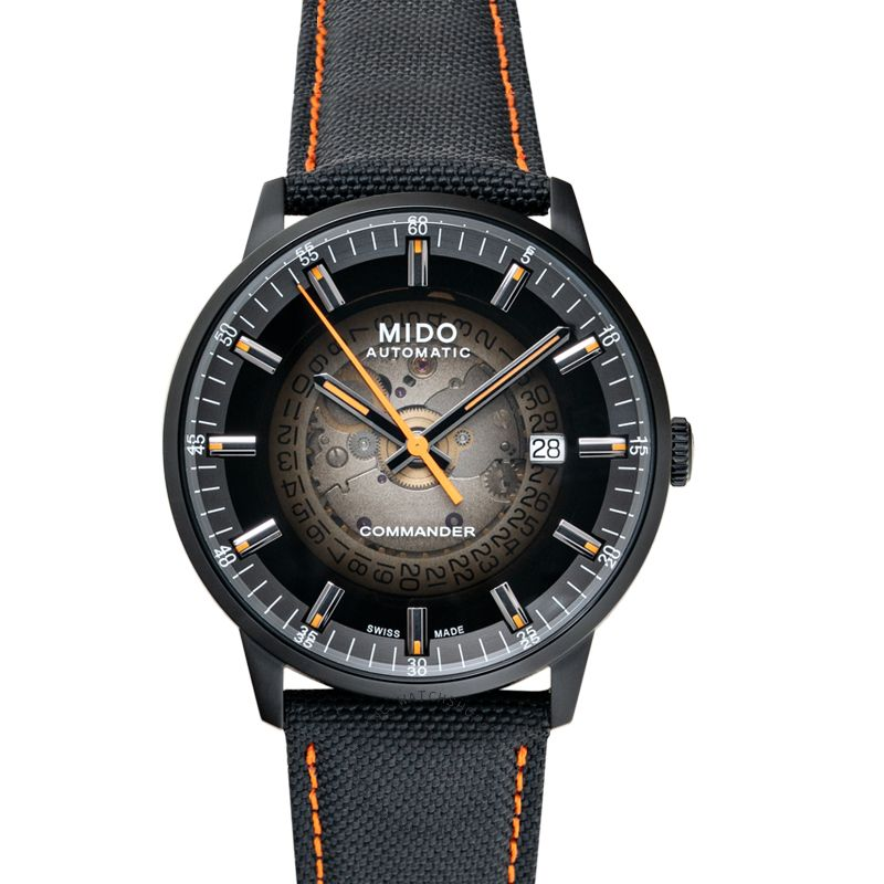 Mido Commander II M021.407.37.411.00