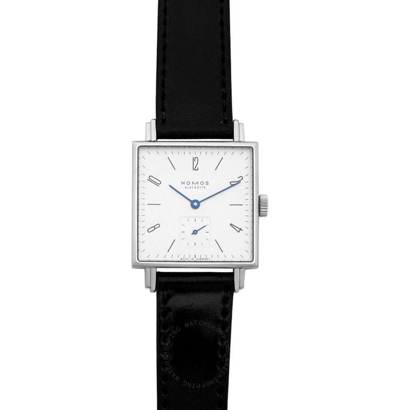 Nomos Glashütte Tetra Manual-winding White Dial 29.5mm Ladies Watch 408