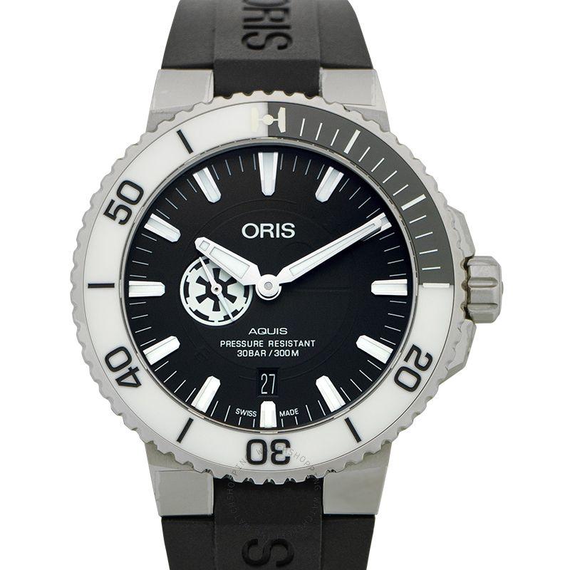 Oris Aquis 01 743 7734 4184-Set RS