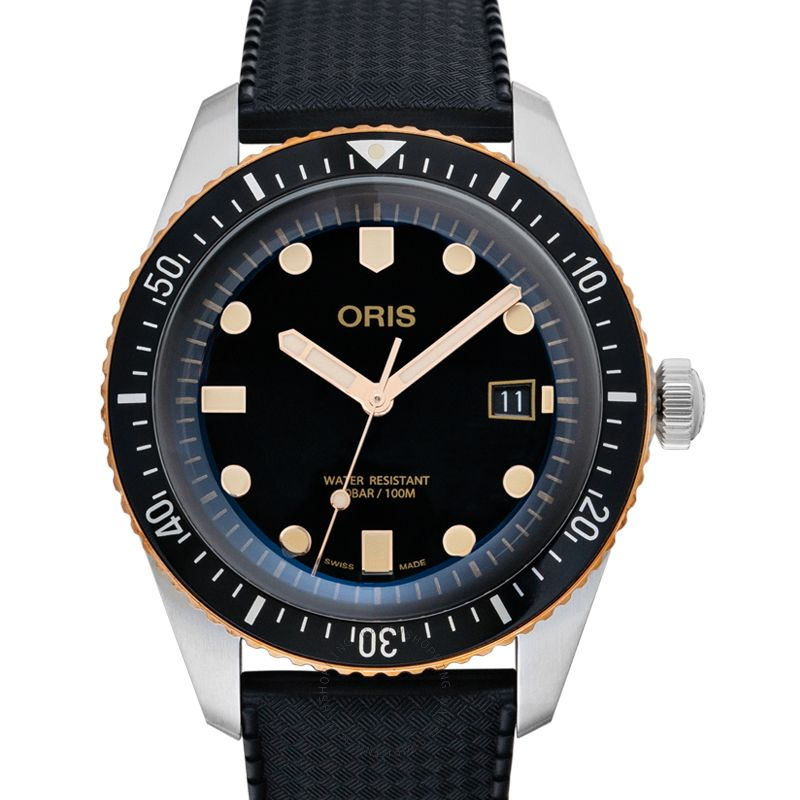 Oris Divers 01 733 7720 4354-07 4 21 18