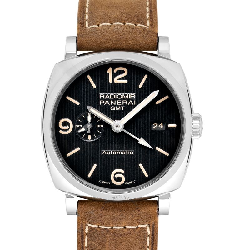 Panerai Radiomir Automatic Black Dial Men's Watch