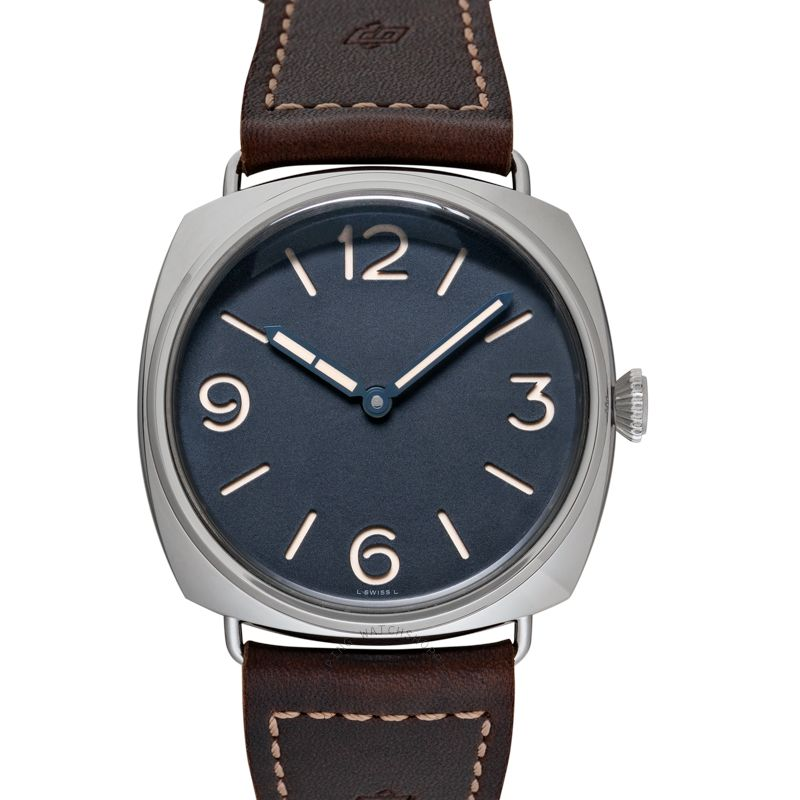 Panerai Radiomir (2017) 3 Days Acciaio Manual-winding Black Dial 47 mm Men's Watch