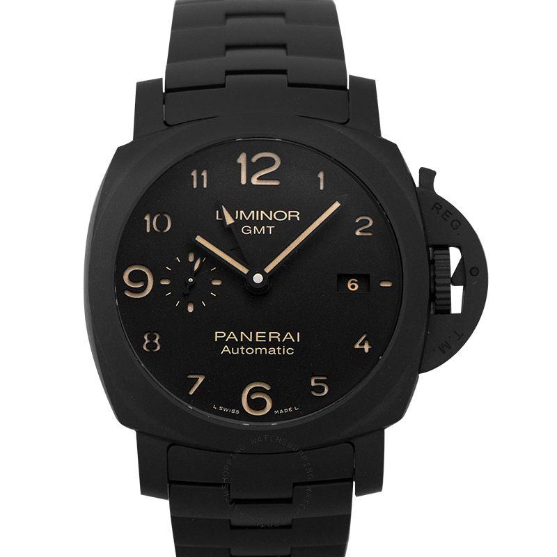 Panerai Luminor 1950 Automatic Black Dial Men's Watch