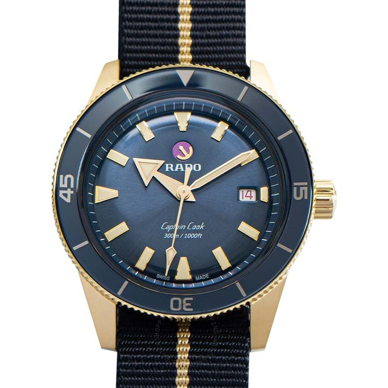 Rado Captain Cook R32504207
