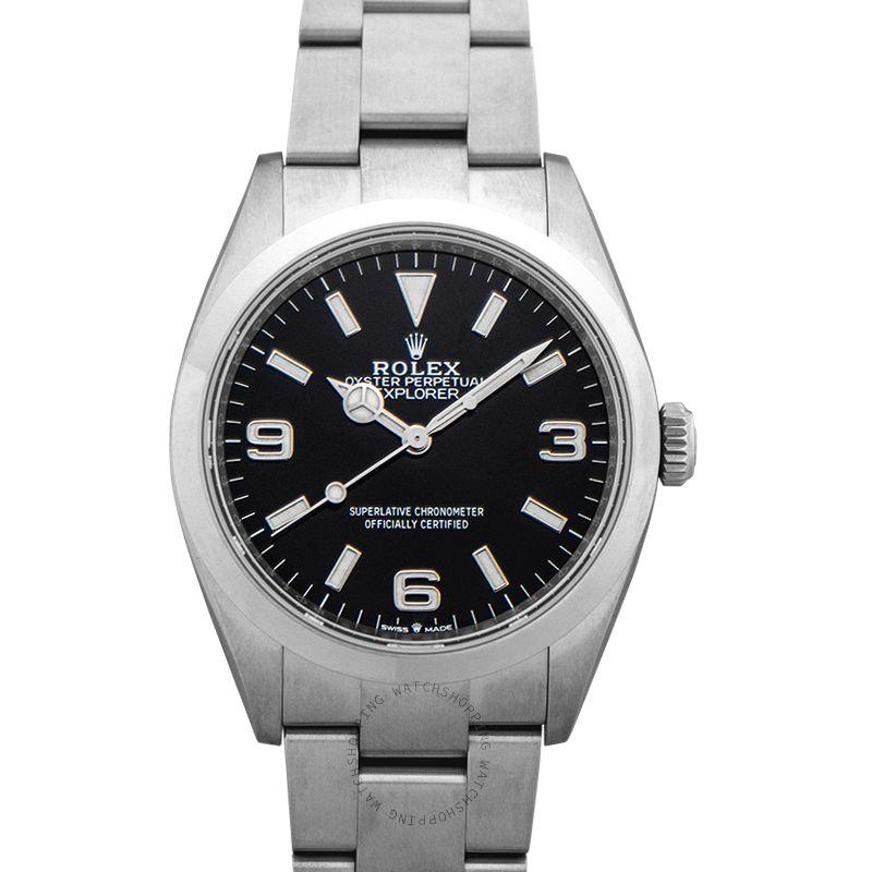 Rolex Explorer 124270-0001