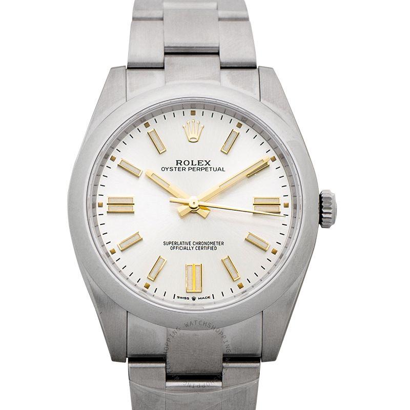 Rolex Oyster Perpetual 124300-0001