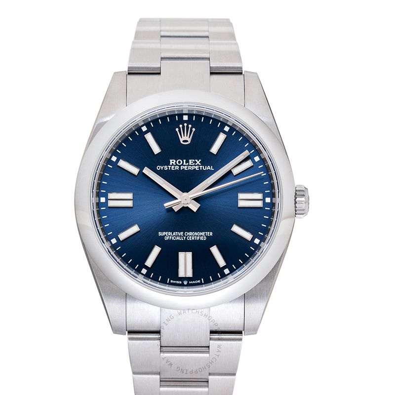 Rolex Oyster Perpetual 124300-0003