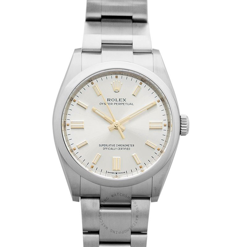 Rolex Oyster Perpetual 126000-0001