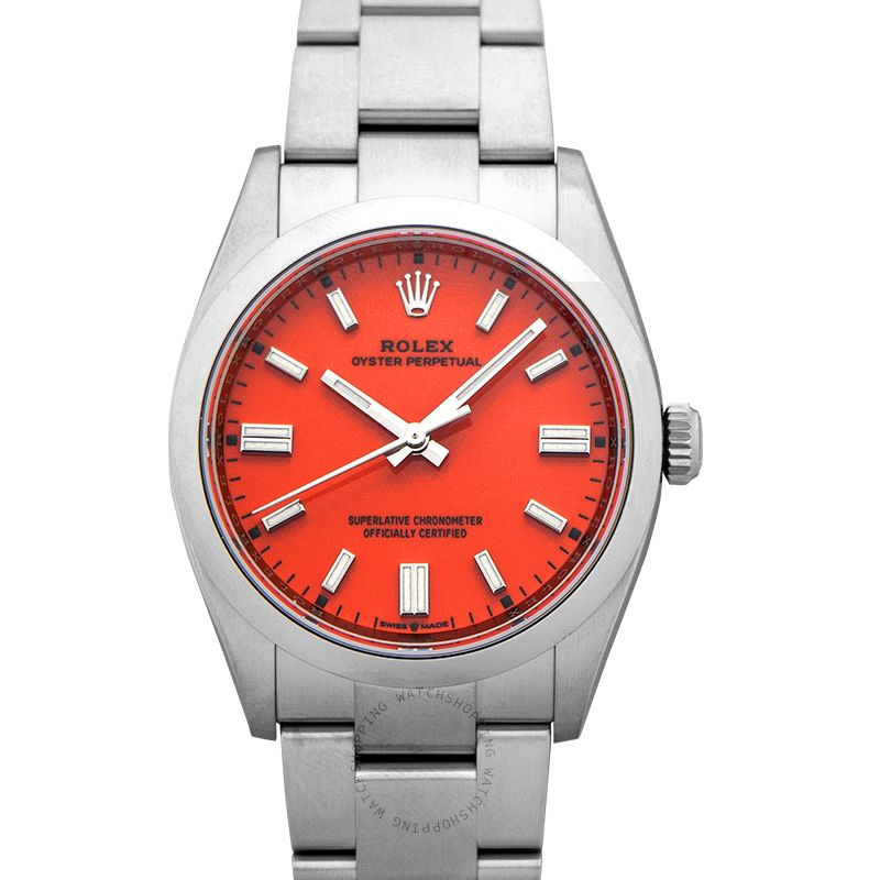 Rolex Oyster Perpetual 126000-0007