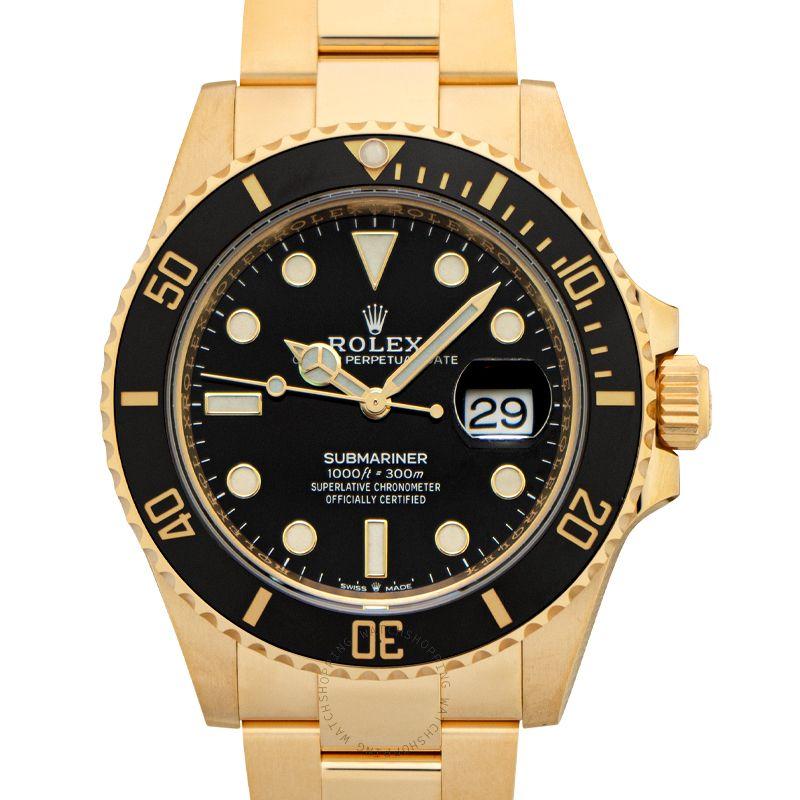 Rolex Submariner 126618LN-0002