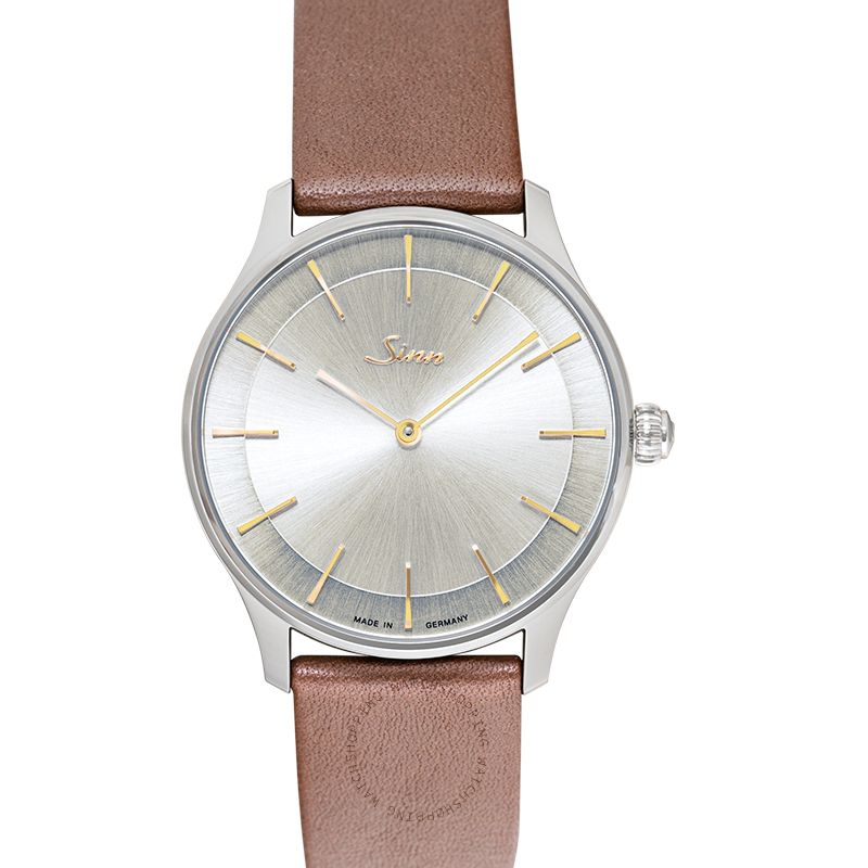 Sinn Classic Timepieces 1739.011-Leather-Calfskin-Gbrw