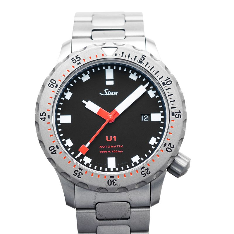 SINN Diving Watches 1010.010-Soild-2LSS