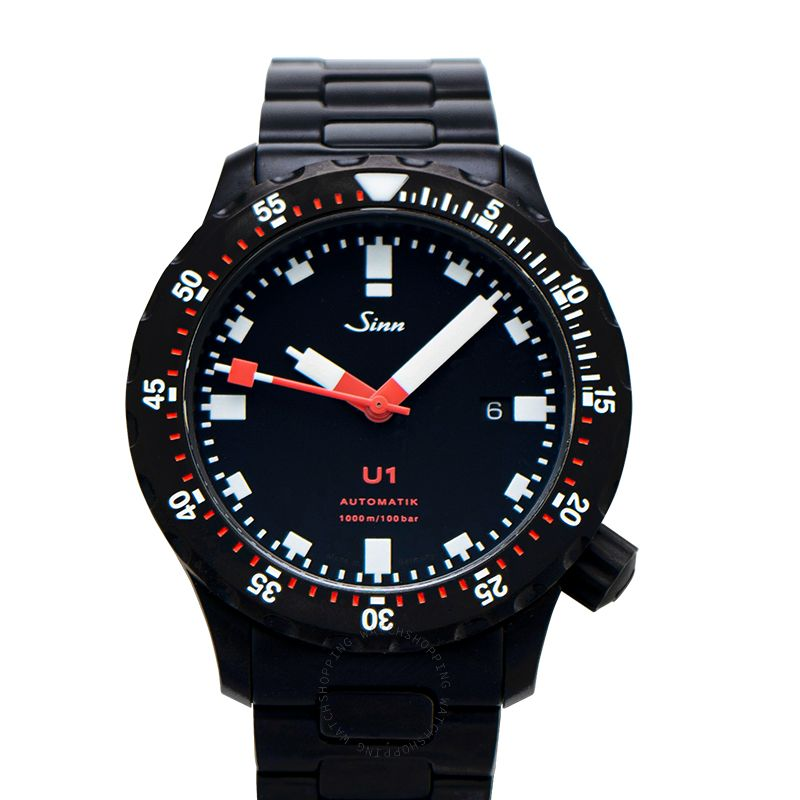 SINN Diving Watches 1010.020-Solid-2LSS