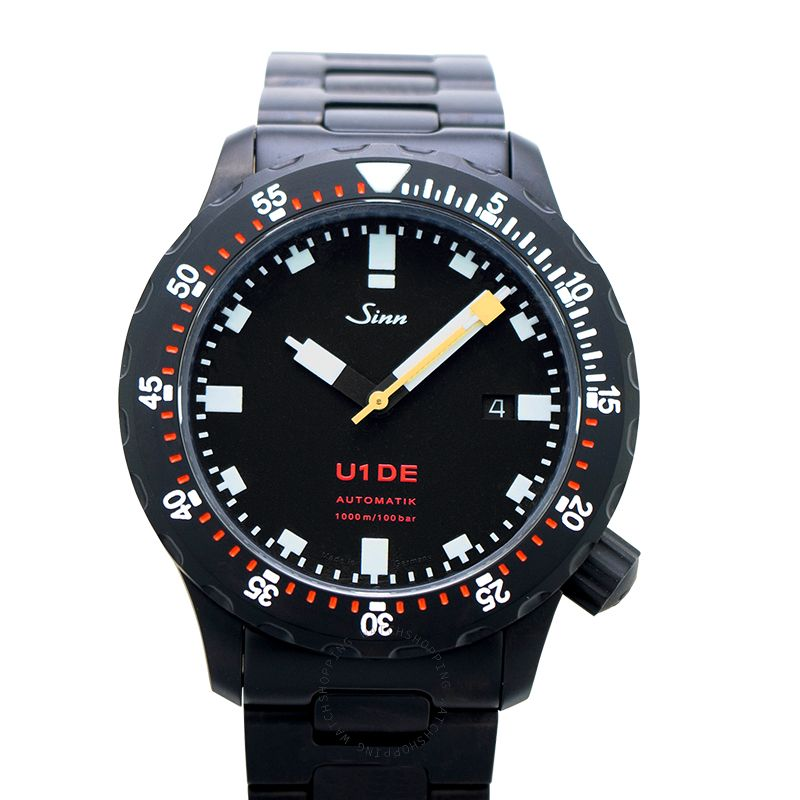 SINN Diving Watches 1010.0241-Solid-2LSS
