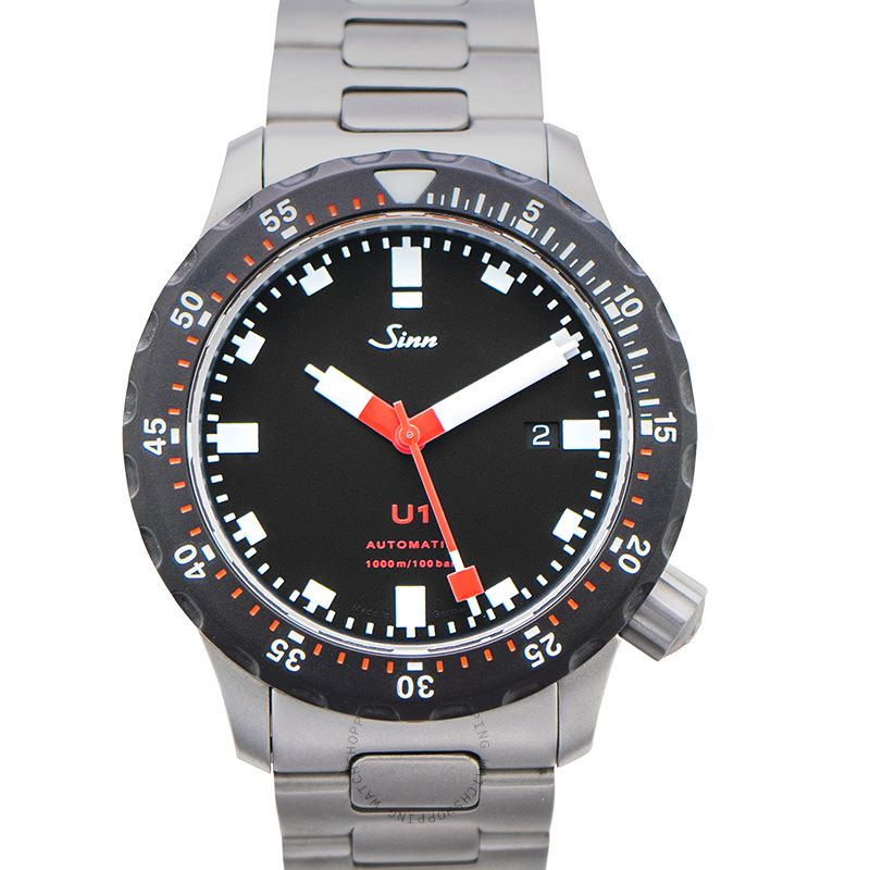 SINN Diving Watches 1010.040-Solid-2LSS