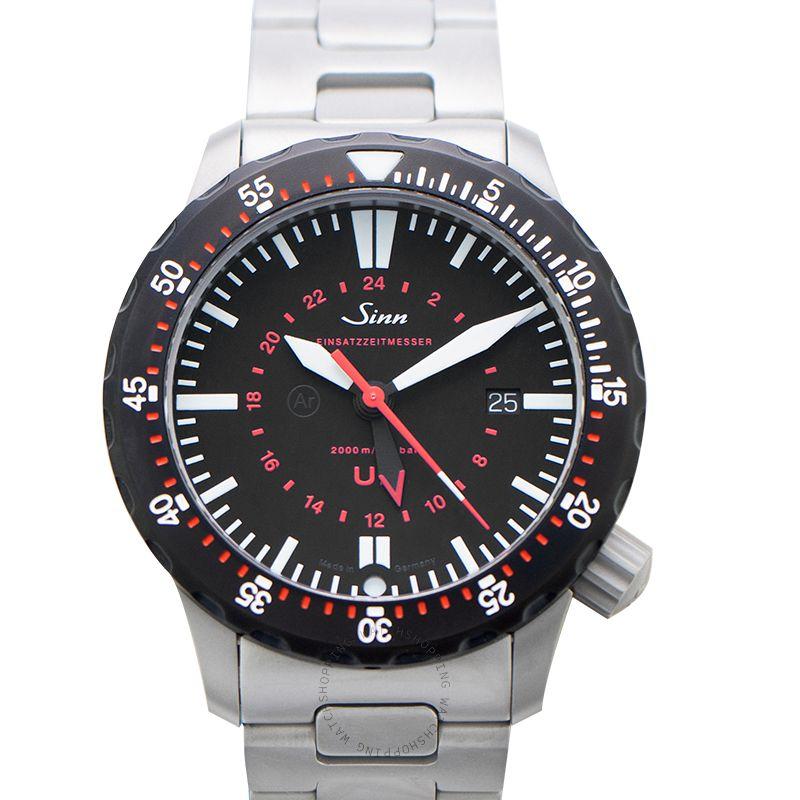 SINN Diving Watches 1020.040-Solid-2LSS