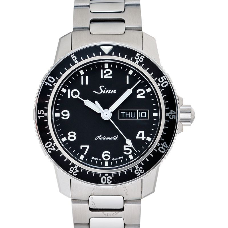 Sinn Instrument Watches 104.011-Solid-SS2L