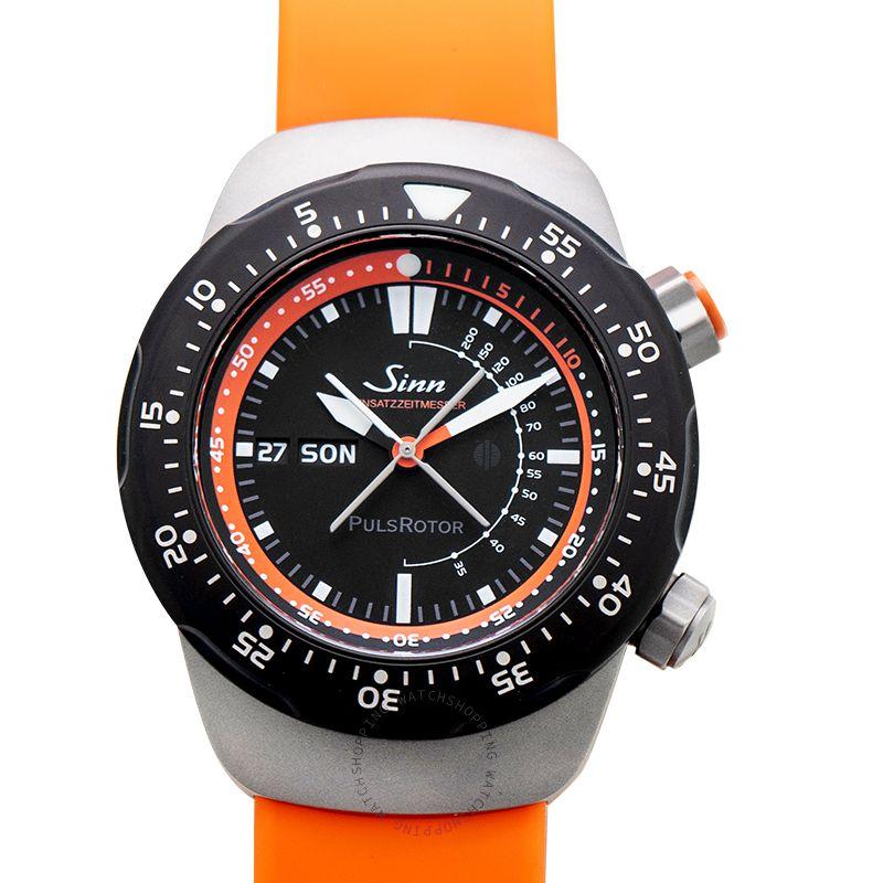 Sinn Instrument Watches 112.010-Silicone-LFC-Org