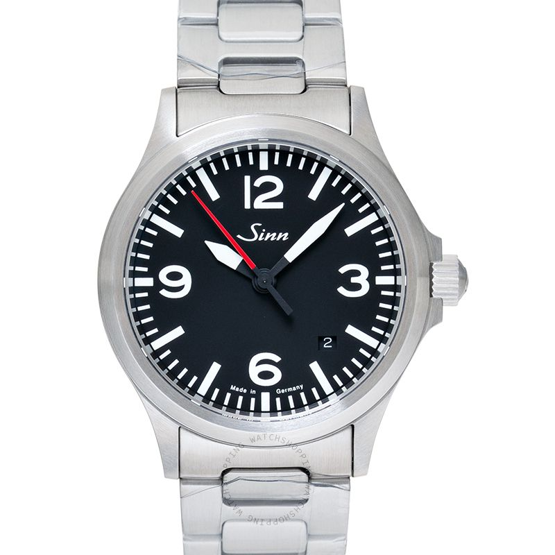 SINN Instrument Watches 556.0141-Solid-2LSS