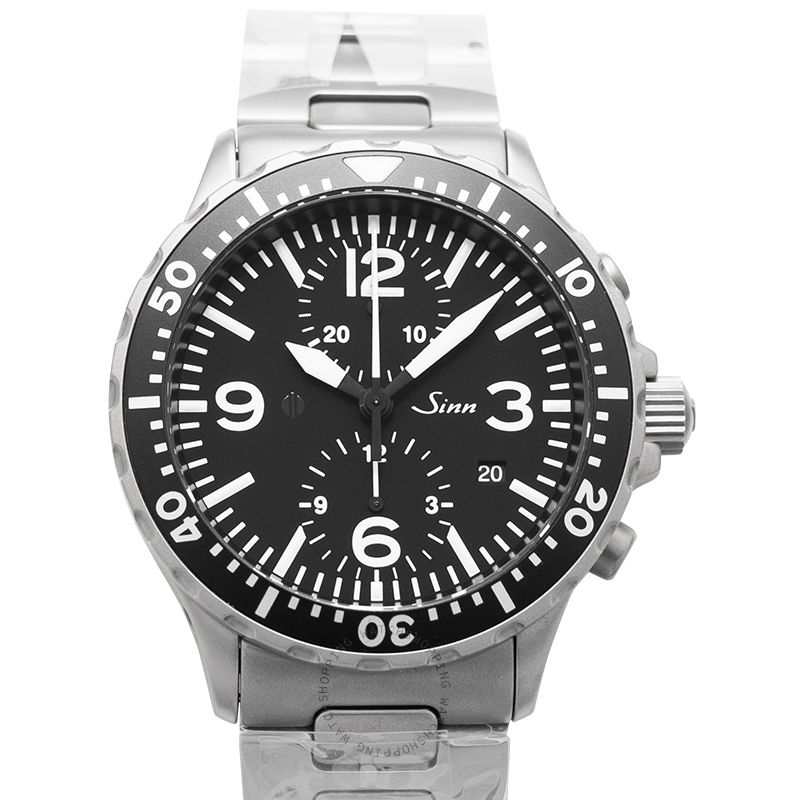 SINN Instrument Watches 757.010-Solid-2LSS