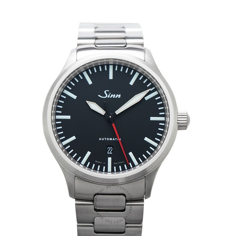 Sinn Instrument Watches 836.010-Solid-2LSS