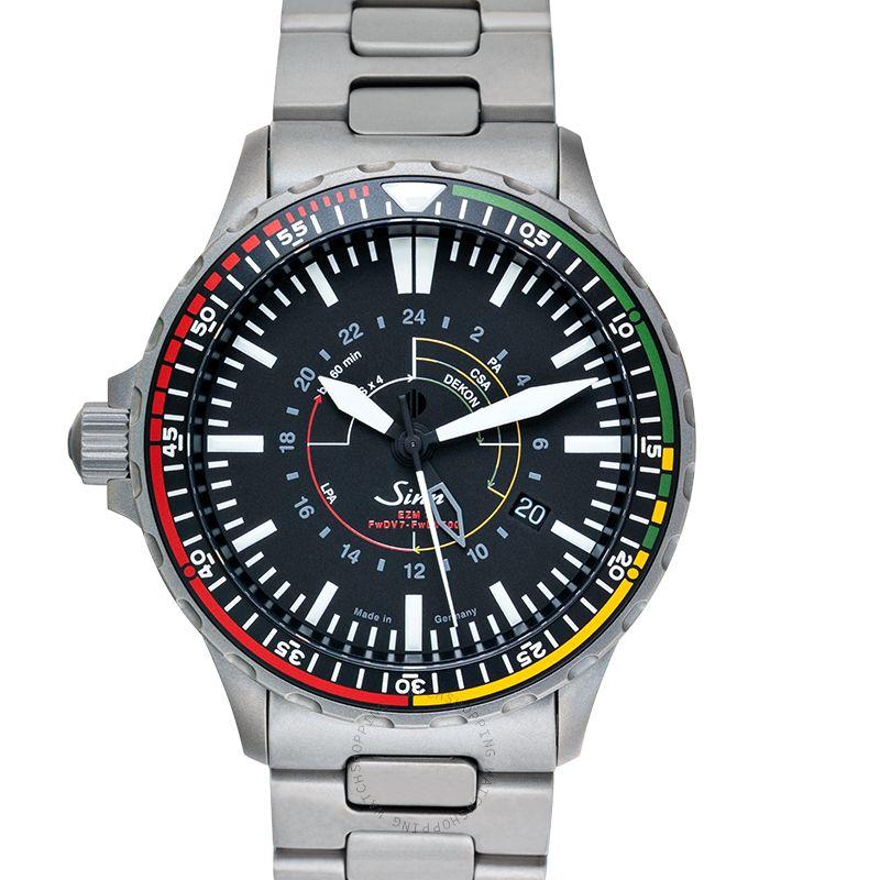 Sinn Instrument Watches 857.030-Solid-2LSS