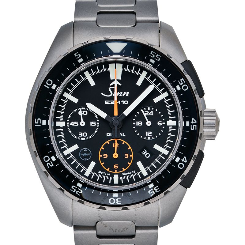 SINN Instrument Watches 950.011-Solid-2LTI