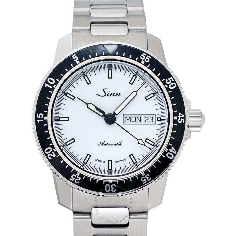 Sinn Instrument Watches 104.012-Solid-2LSS