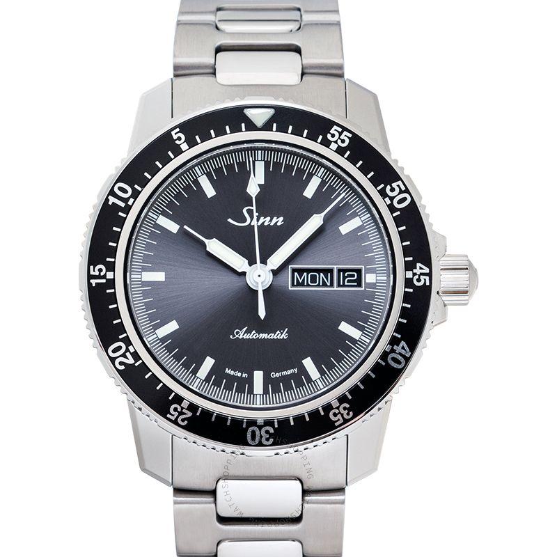 Sinn Instrument Watches 104.014-Solid-2LSS