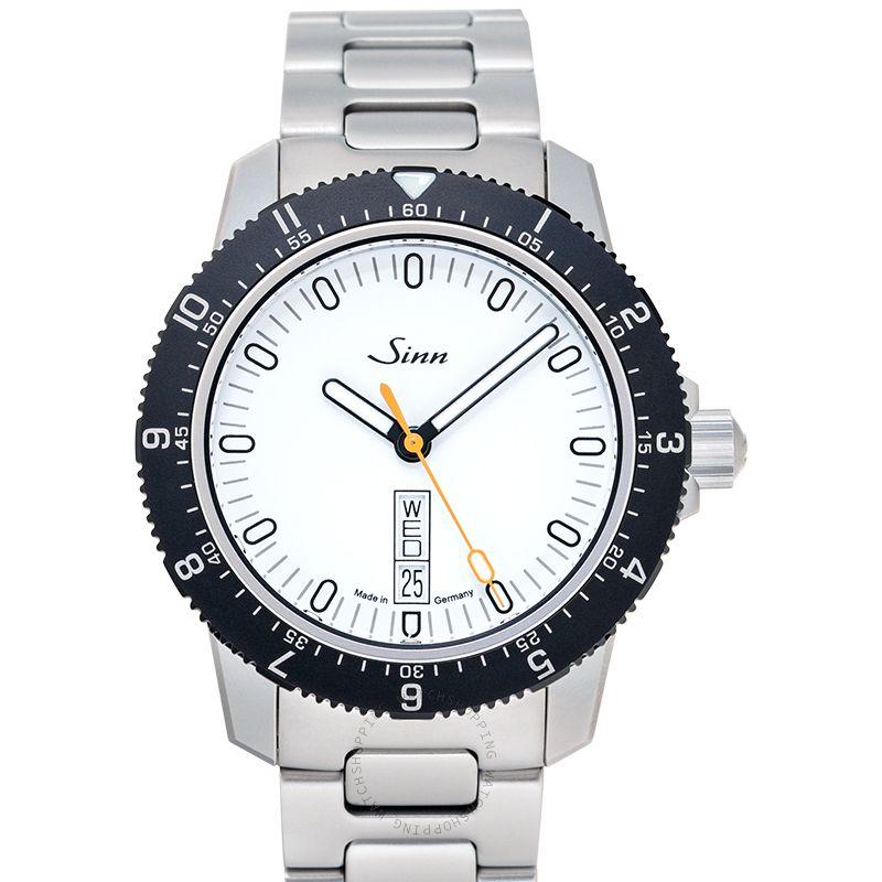 Sinn Instrument Watches 105.011-Solid-2LSS