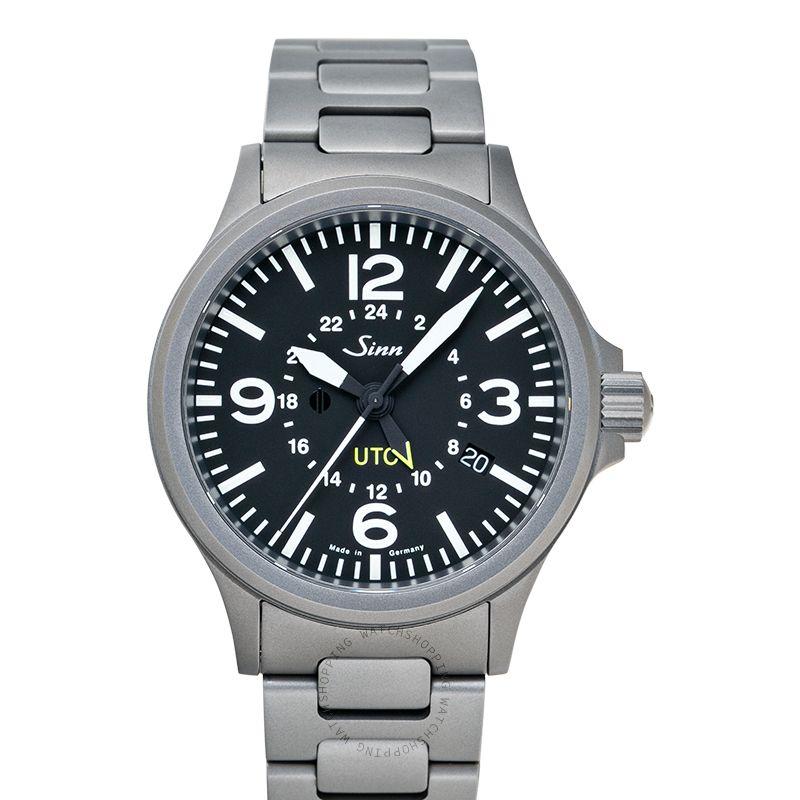 Sinn Instrument Watches 856.010-Solid-2LSS
