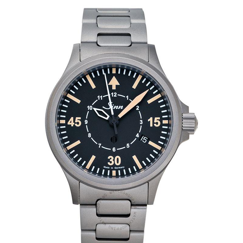 Sinn Instrument Watches 856.012-Solid-2LSS
