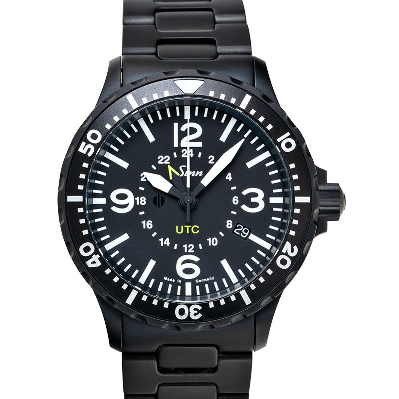 Sinn Instrument Watches 857.020-Solid-2LSS
