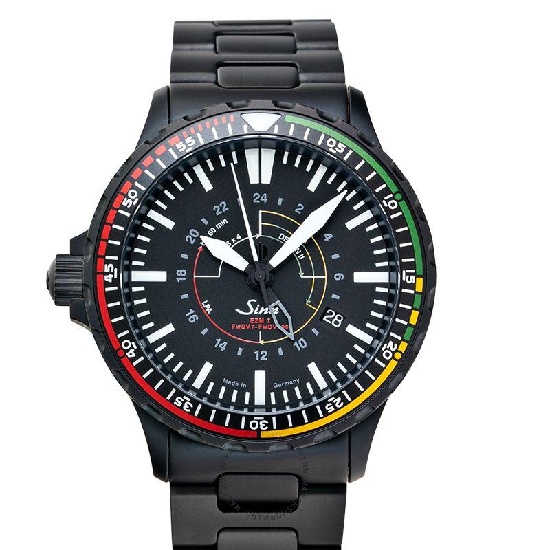 Sinn Instrument Watches 857.050-Solid-2LSS