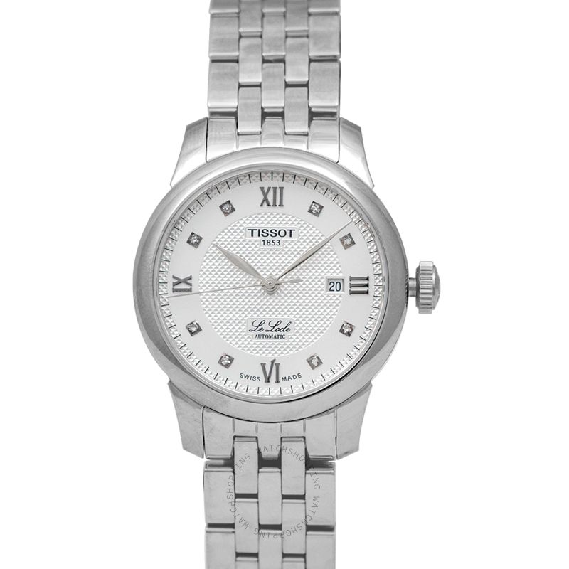Tissot T-Classic Automatic Silver Dial Women's Watch