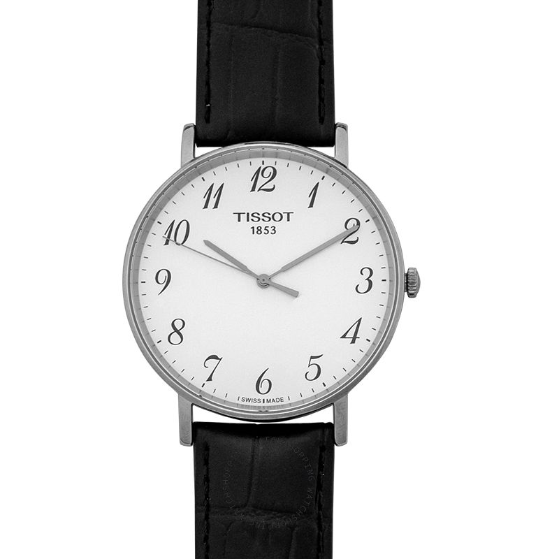Tissot T-Classic Quartz Silver Dial Men's Watch