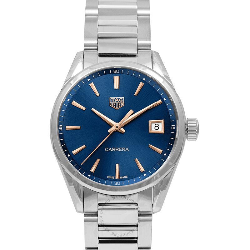 TAG Heuer Carrera Ladies Quartz Blue Dial Ladies Watch