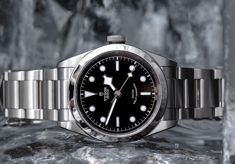 Tudor Black Bay 41: A Guide To The Versatile Time-Only Watch
