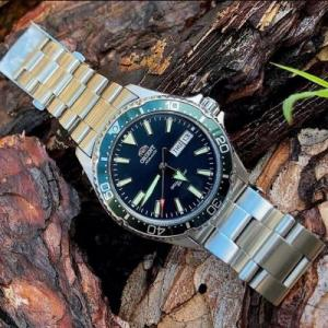 Orient Kamasu: A Guide To The Expert Diver's Watch