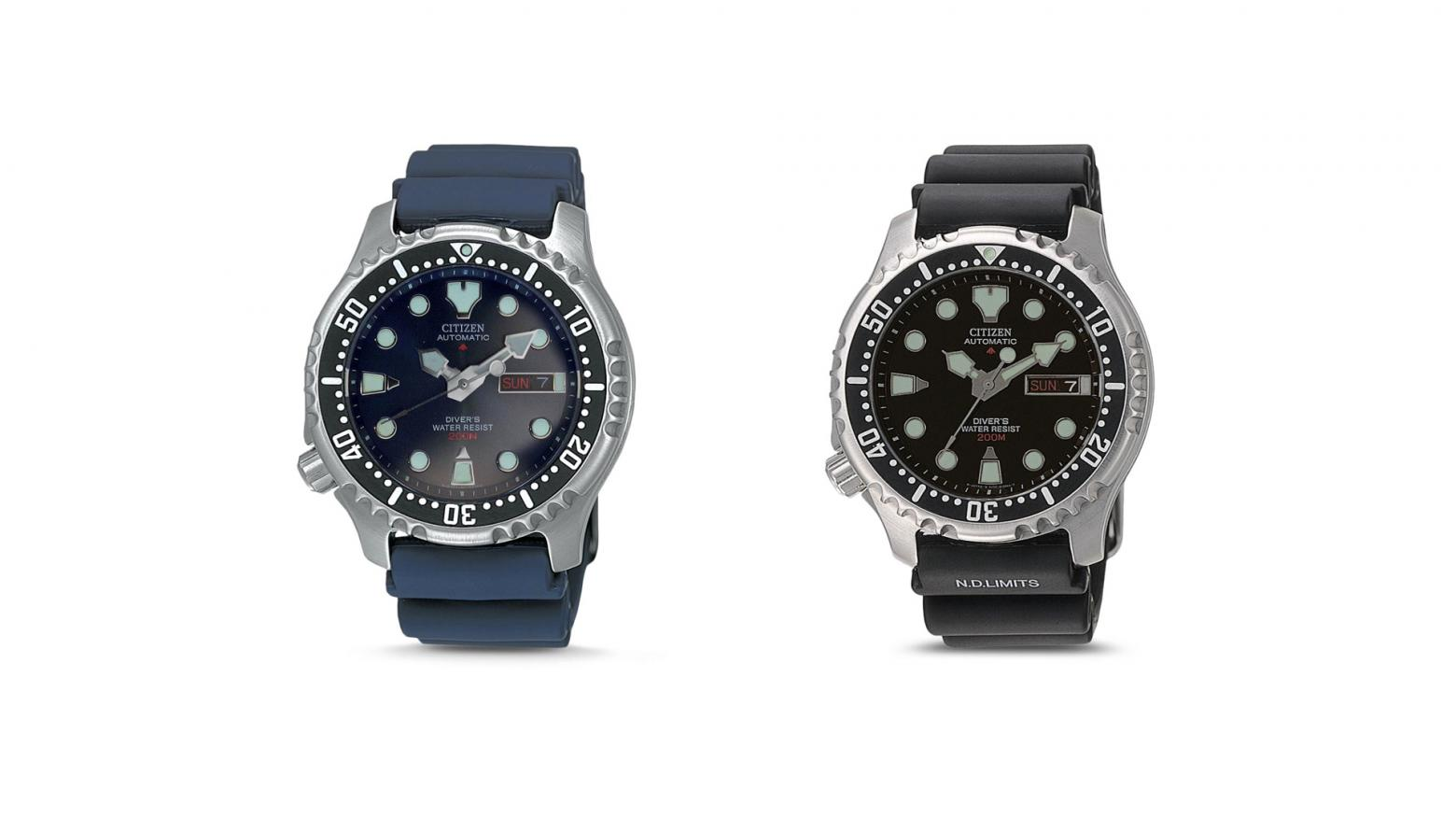 Citizen NY0040: The Enduring Diver