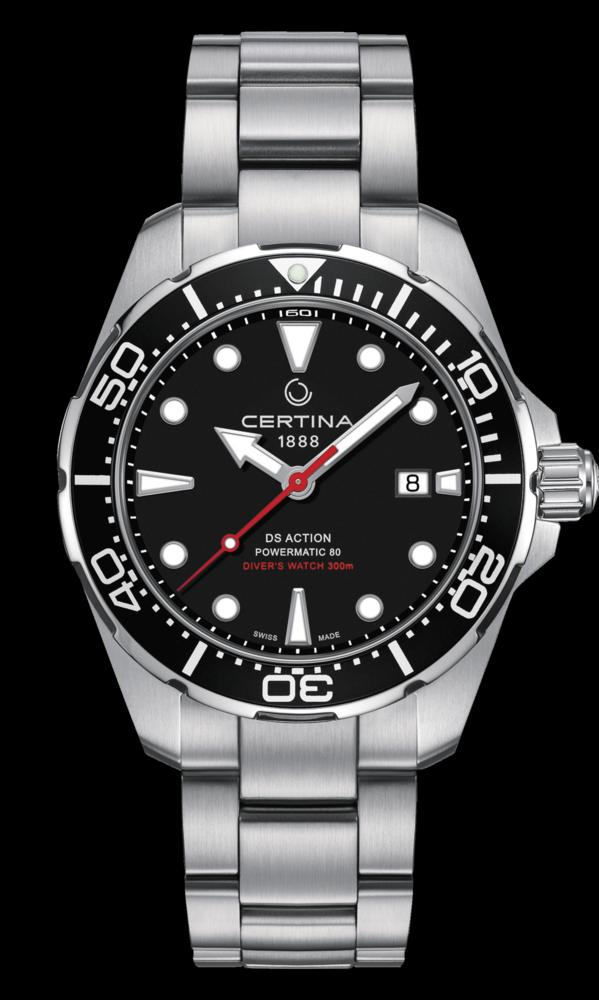 Certina DS Action Diver: One of the Best Diver Watches?