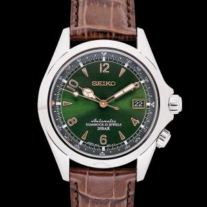 The Iconic Alpinist watch – The Seiko SARB017