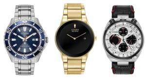 Citizen Watches: Top 3 Favorite Collections