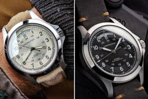 A Hands-On Review of the Hamilton Khaki King