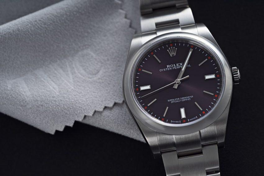 A Hands-On Review of the Rolex Oyster Perpetual