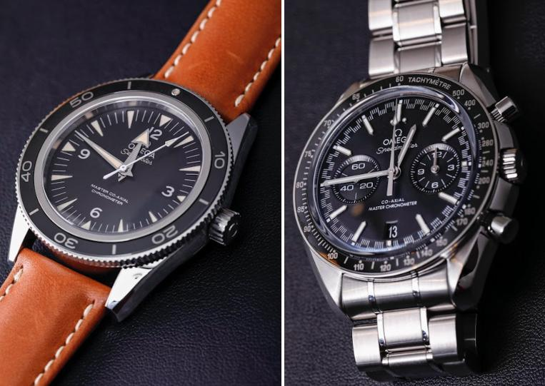 Omega Speedmaster vs. Seamaster: Which is Right for You?