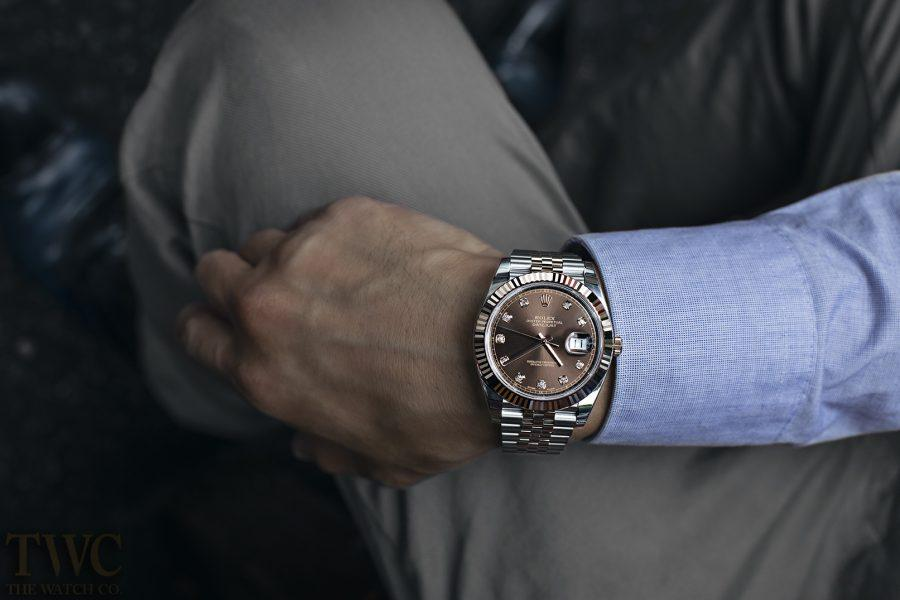The History of the Rolex Datejust