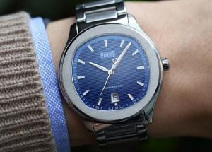 A Closer Look at Piaget Watches: Piaget Polo S